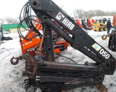 Чорний ХІАБ 050, об'ємом двигуна 0 л та пробігом 11 тис. км за 4999 $, фото 1 на Automoto.ua