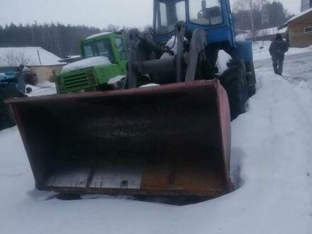 Синий ХТЗ Т-156, объемом двигателя 0 л и пробегом 50 тыс. км за 10000 $, фото 1 на Automoto.ua