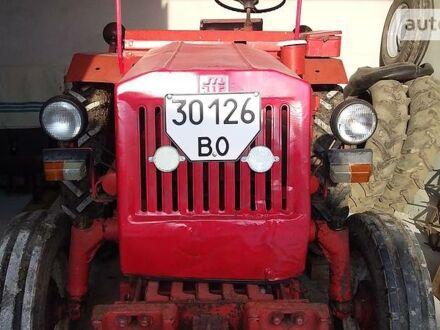 Красный ХТЗ Т-16, объемом двигателя 0 л и пробегом 1 тыс. км за 3800 $, фото 1 на Automoto.ua