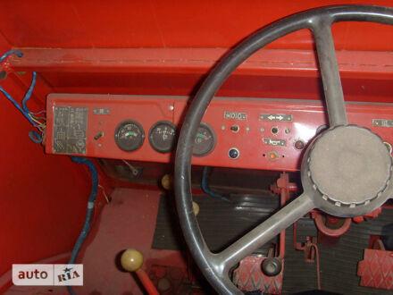 Красный ХТЗ Т-16, объемом двигателя 2 л и пробегом 19 тыс. км за 3209 $, фото 1 на Automoto.ua