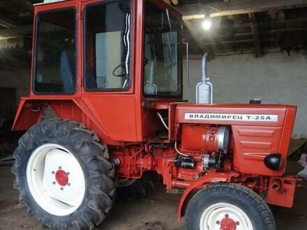 Красный ХТЗ Т-25, объемом двигателя 0 л и пробегом 1 тыс. км за 5300 $, фото 1 на Automoto.ua