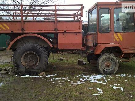 Красный ХТЗ Т, объемом двигателя 0 л и пробегом 1 тыс. км за 3220 $, фото 1 на Automoto.ua