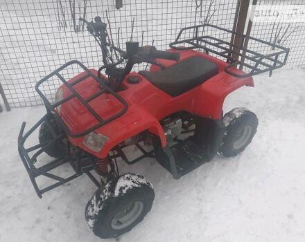 Красный Хеймер АТВ, объемом двигателя 0 л и пробегом 1 тыс. км за 439 $, фото 1 на Automoto.ua