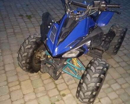 Хеймер ХТ-110, объемом двигателя 0.11 л и пробегом 1 тыс. км за 517 $, фото 1 на Automoto.ua
