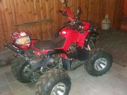 Красный Хаммер 150, объемом двигателя 0.13 л и пробегом 1 тыс. км за 899 $, фото 1 на Automoto.ua