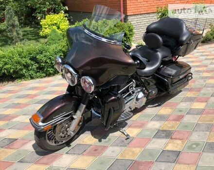 Черный Харлей-Дэвидсон Электра Глайд, объемом двигателя 0 л и пробегом 47 тыс. км за 18500 $, фото 1 на Automoto.ua