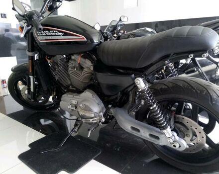 Черный Харлей-Дэвидсон Спорстстер, объемом двигателя 1.2 л и пробегом 23 тыс. км за 5400 $, фото 1 на Automoto.ua