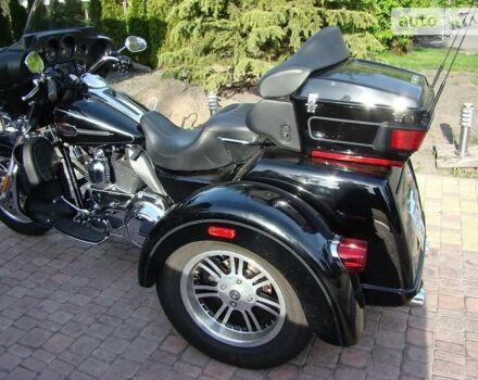 Черный Харлей-Дэвидсон Три Глиде, объемом двигателя 1.79 л и пробегом 18 тыс. км за 28000 $, фото 1 на Automoto.ua