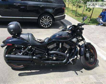 Черный Харлей-Дэвидсон В-Род, объемом двигателя 1.25 л и пробегом 10 тыс. км за 13500 $, фото 1 на Automoto.ua
