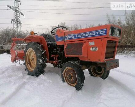 Червоний Хіномото Є152, об'ємом двигуна 0.9 л та пробігом 1 тис. км за 3300 $, фото 1 на Automoto.ua