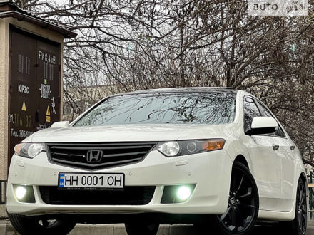 Білий Хонда Аккорд, об'ємом двигуна 0 л та пробігом 153 тис. км за 9999 $, фото 1 на Automoto.ua