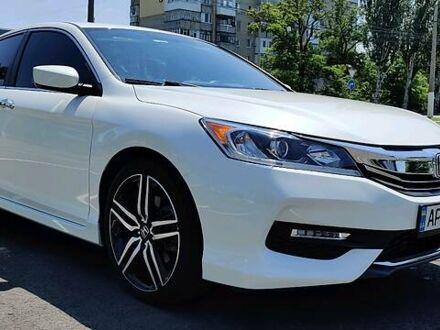 Белый Хонда Аккорд, объемом двигателя 2.4 л и пробегом 57 тыс. км за 17000 $, фото 1 на Automoto.ua