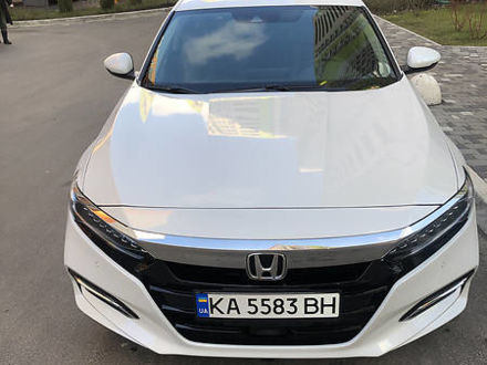 Білий Хонда Аккорд, об'ємом двигуна 2 л та пробігом 14 тис. км за 29800 $, фото 1 на Automoto.ua