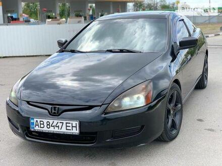 Чорний Хонда Аккорд, об'ємом двигуна 3 л та пробігом 300 тис. км за 4999 $, фото 1 на Automoto.ua