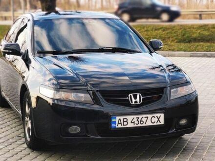 Черный Хонда Аккорд, объемом двигателя 2 л и пробегом 203 тыс. км за 7900 $, фото 1 на Automoto.ua