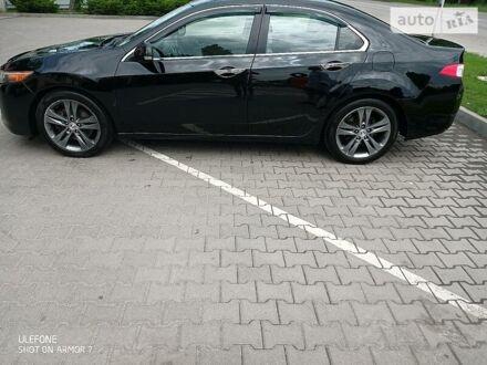 Чорний Хонда Аккорд, об'ємом двигуна 2.4 л та пробігом 246 тис. км за 12000 $, фото 1 на Automoto.ua