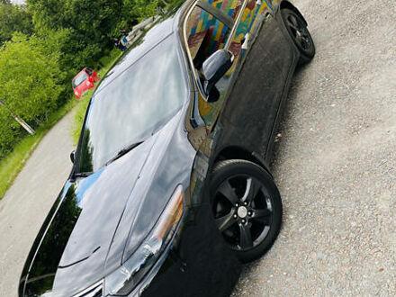 Чорний Хонда Аккорд, об'ємом двигуна 2 л та пробігом 183 тис. км за 12000 $, фото 1 на Automoto.ua