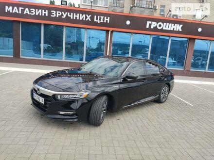 Чорний Хонда Аккорд, об'ємом двигуна 2 л та пробігом 17 тис. км за 27500 $, фото 1 на Automoto.ua