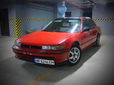 Червоний Хонда Аккорд, об'ємом двигуна 2 л та пробігом 350 тис. км за 3000 $, фото 1 на Automoto.ua