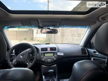 Сірий Хонда Аккорд, об'ємом двигуна 2 л та пробігом 250 тис. км за 7300 $, фото 1 на Automoto.ua