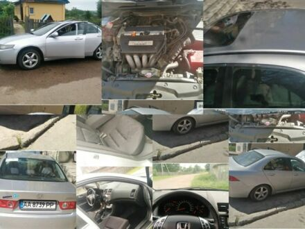 Сірий Хонда Аккорд, об'ємом двигуна 2 л та пробігом 1 тис. км за 7200 $, фото 1 на Automoto.ua