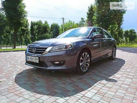 Сірий Хонда Аккорд, об'ємом двигуна 2.4 л та пробігом 173 тис. км за 13700 $, фото 1 на Automoto.ua