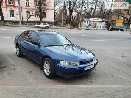 Синій Хонда Аккорд, об'ємом двигуна 2 л та пробігом 250 тис. км за 3900 $, фото 1 на Automoto.ua