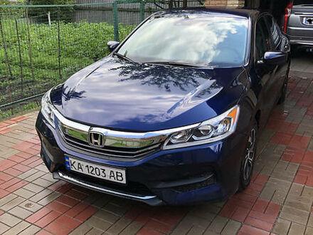 Синій Хонда Аккорд, об'ємом двигуна 2.4 л та пробігом 75 тис. км за 16500 $, фото 1 на Automoto.ua