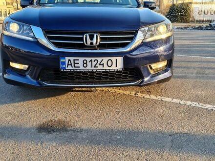 Синій Хонда Аккорд, об'ємом двигуна 2.4 л та пробігом 80 тис. км за 12200 $, фото 1 на Automoto.ua