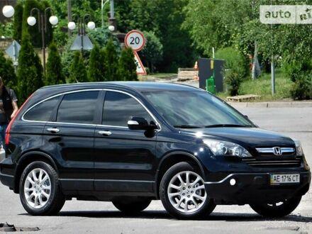 Чорний Хонда СРВ, об'ємом двигуна 2.4 л та пробігом 82 тис. км за 14900 $, фото 1 на Automoto.ua