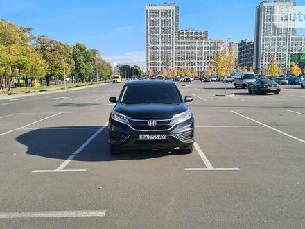 Черный Хонда СРВ, объемом двигателя 2.4 л и пробегом 90 тыс. км за 19500 $, фото 1 на Automoto.ua