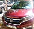Красный Хонда СРВ, объемом двигателя 2.4 л и пробегом 38 тыс. км за 22000 $, фото 1 на Automoto.ua