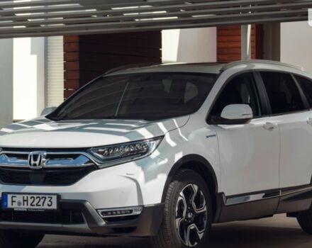 купить новое авто Хонда СРВ 2020 года от официального дилера Автоград Хонда фото