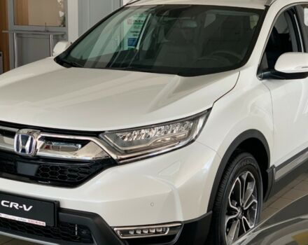 купить новое авто Хонда СРВ 2021 года от официального дилера Автоград Хонда фото