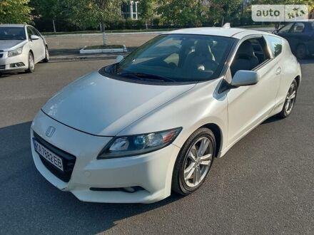 Белый Хонда ЦРЗ, объемом двигателя 1.5 л и пробегом 173 тыс. км за 7900 $, фото 1 на Automoto.ua