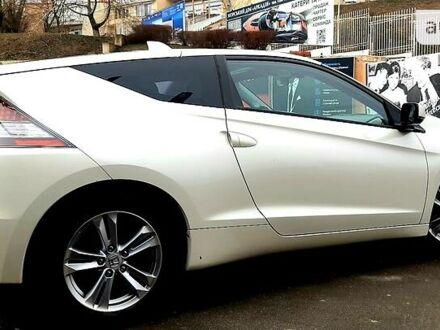 Белый Хонда ЦРЗ, объемом двигателя 1.5 л и пробегом 69 тыс. км за 9777 $, фото 1 на Automoto.ua