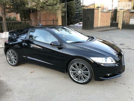 Чорний Хонда ЦРЗ, об'ємом двигуна 1.5 л та пробігом 140 тис. км за 8600 $, фото 1 на Automoto.ua