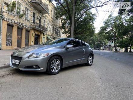 Серый Хонда ЦРЗ, объемом двигателя 1.5 л и пробегом 221 тыс. км за 7300 $, фото 1 на Automoto.ua