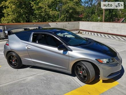 Сірий Хонда ЦРЗ, об'ємом двигуна 1.5 л та пробігом 160 тис. км за 8500 $, фото 1 на Automoto.ua