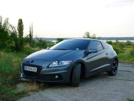Серый Хонда ЦРЗ, объемом двигателя 1.5 л и пробегом 56 тыс. км за 9200 $, фото 1 на Automoto.ua