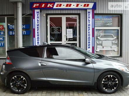 Сірий Хонда ЦРЗ, об'ємом двигуна 1.5 л та пробігом 72 тис. км за 10900 $, фото 1 на Automoto.ua