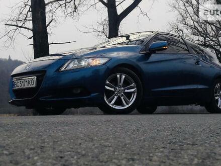 Синий Хонда ЦРЗ, объемом двигателя 1.5 л и пробегом 110 тыс. км за 9999 $, фото 1 на Automoto.ua