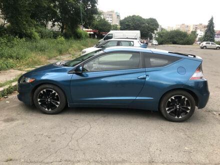 Синий Хонда ЦРЗ, объемом двигателя 1.5 л и пробегом 69 тыс. км за 9600 $, фото 1 на Automoto.ua