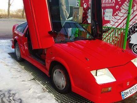 Червоний Хонда ЦРХ, об'ємом двигуна 1.5 л та пробігом 201 тис. км за 2200 $, фото 1 на Automoto.ua