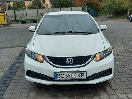Белый Хонда Цивик, объемом двигателя 1.8 л и пробегом 134 тыс. км за 11499 $, фото 1 на Automoto.ua