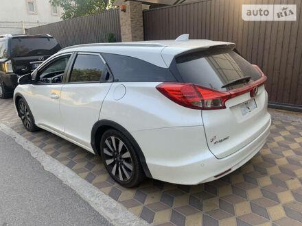 Білий Хонда Сівік, об'ємом двигуна 1.8 л та пробігом 90 тис. км за 14555 $, фото 1 на Automoto.ua