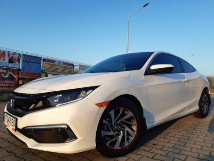 Белый Хонда Цивик, объемом двигателя 2 л и пробегом 5 тыс. км за 14500 $, фото 1 на Automoto.ua