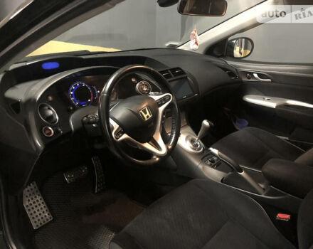 Черный Хонда Цивик, объемом двигателя 1.8 л и пробегом 136 тыс. км за 8100 $, фото 1 на Automoto.ua