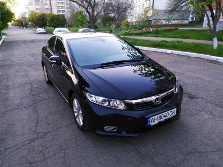 Черный Хонда Цивик, объемом двигателя 1.8 л и пробегом 13 тыс. км за 10800 $, фото 1 на Automoto.ua