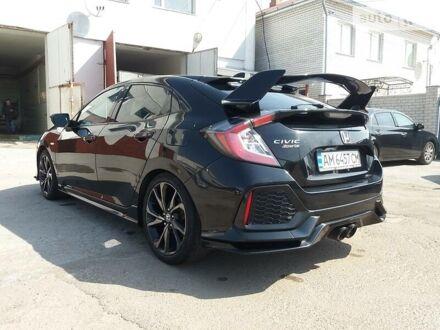 Чорний Хонда Сівік, об'ємом двигуна 1.5 л та пробігом 82 тис. км за 15500 $, фото 1 на Automoto.ua